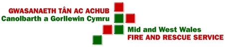 Mid Wales Fire and Rescue Service